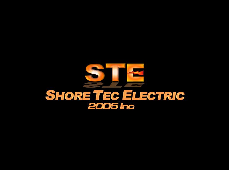 Logo Design by openartposter - Entry No. 96 in the Logo Design Contest Shore Tec Electric 2005 Inc.