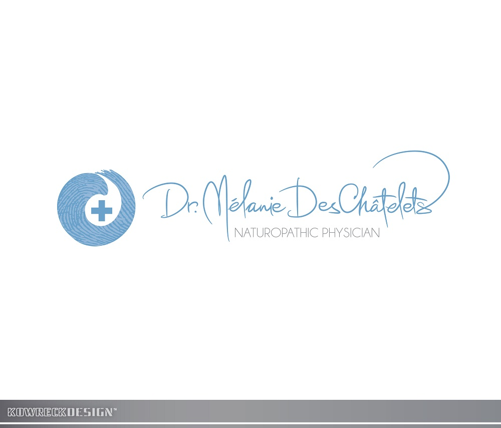 Logo Design by kowreck - Entry No. 174 in the Logo Design Contest Artistic Logo Design for Dr Mélanie DesChâtelets.