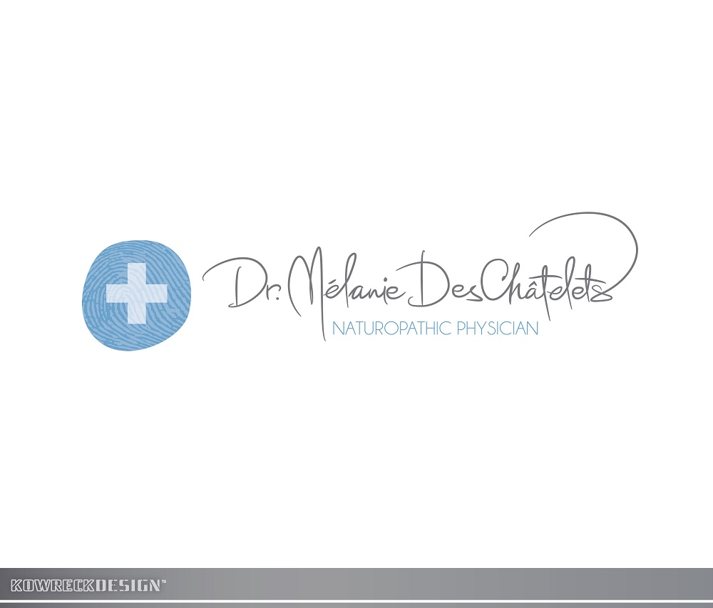 Logo Design by kowreck - Entry No. 176 in the Logo Design Contest Artistic Logo Design for Dr Mélanie DesChâtelets.
