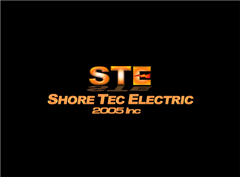 Logo Design by openartposter - Entry No. 97 in the Logo Design Contest Shore Tec Electric 2005 Inc.