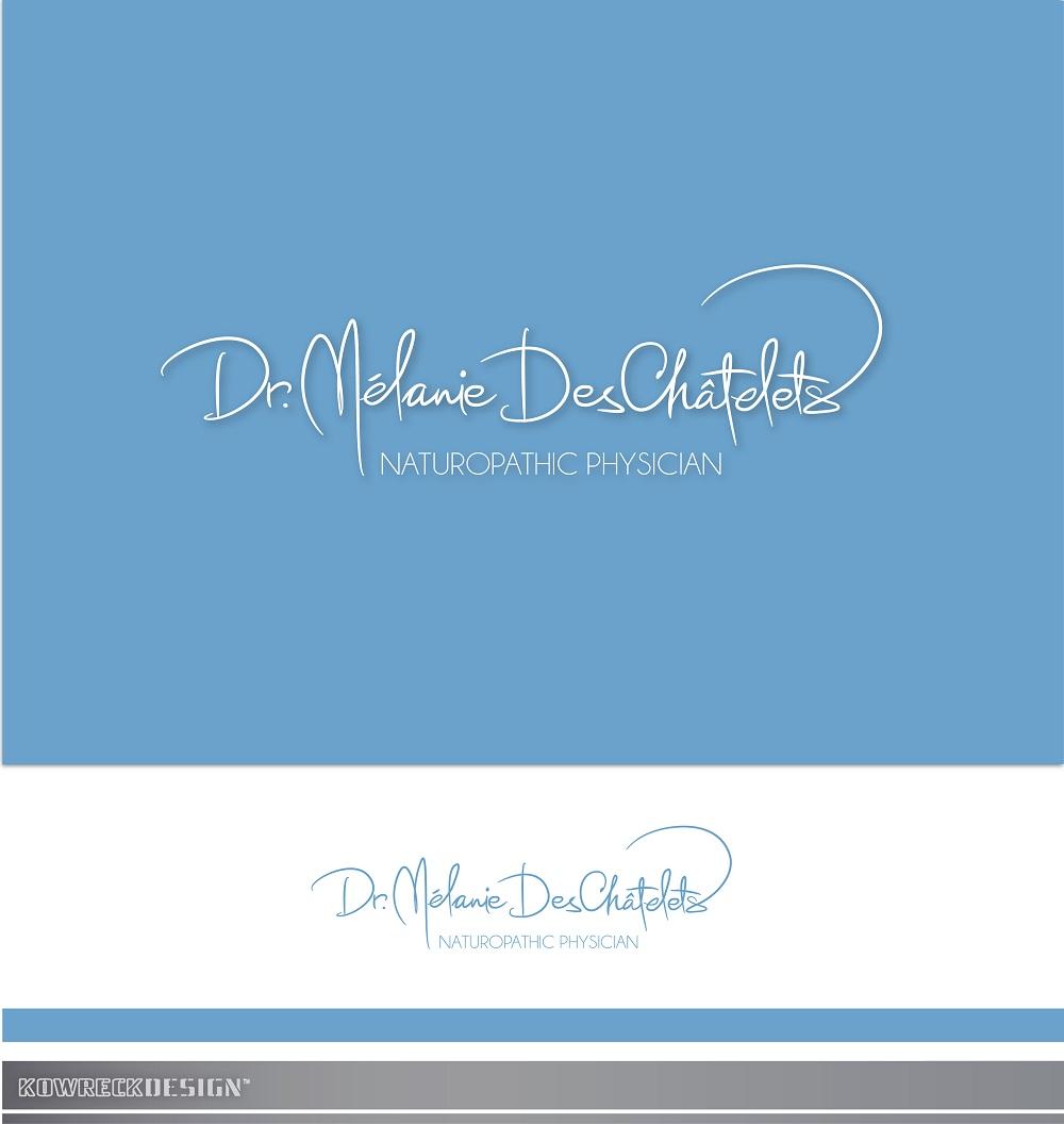 Logo Design by kowreck - Entry No. 179 in the Logo Design Contest Artistic Logo Design for Dr Mélanie DesChâtelets.