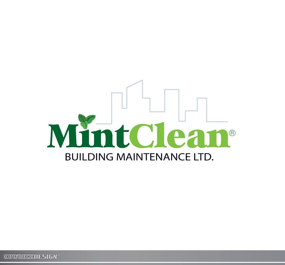 Logo Design by kowreck - Entry No. 102 in the Logo Design Contest MintClean Building Maintenance Ltd. Logo Design.
