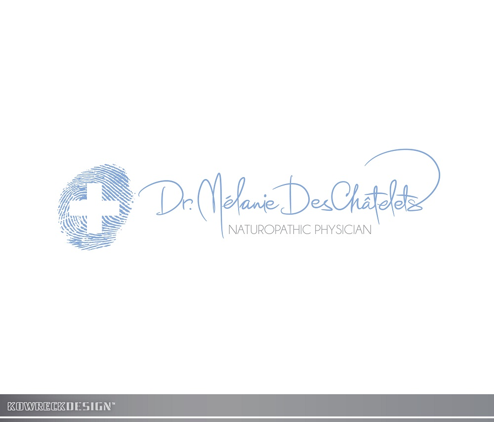 Logo Design by kowreck - Entry No. 181 in the Logo Design Contest Artistic Logo Design for Dr Mélanie DesChâtelets.