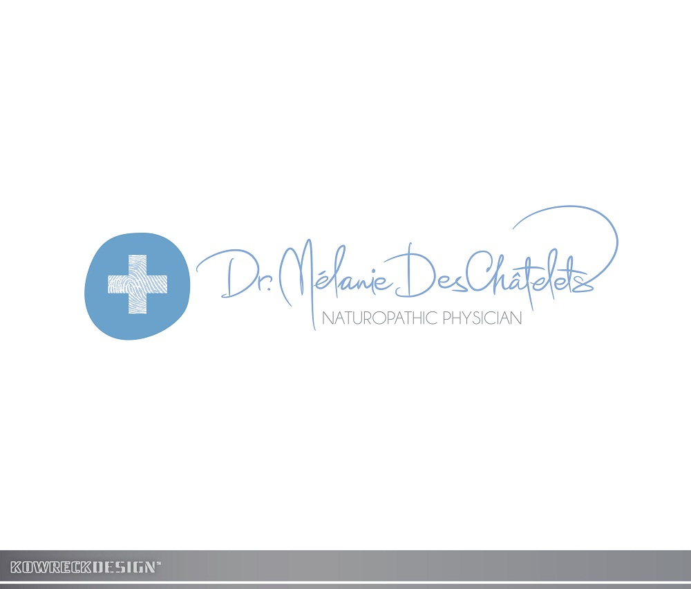 Logo Design by kowreck - Entry No. 183 in the Logo Design Contest Artistic Logo Design for Dr Mélanie DesChâtelets.