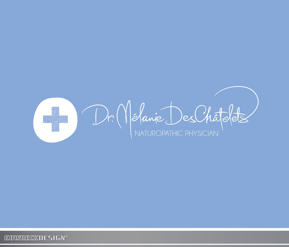 Logo Design by kowreck - Entry No. 184 in the Logo Design Contest Artistic Logo Design for Dr Mélanie DesChâtelets.