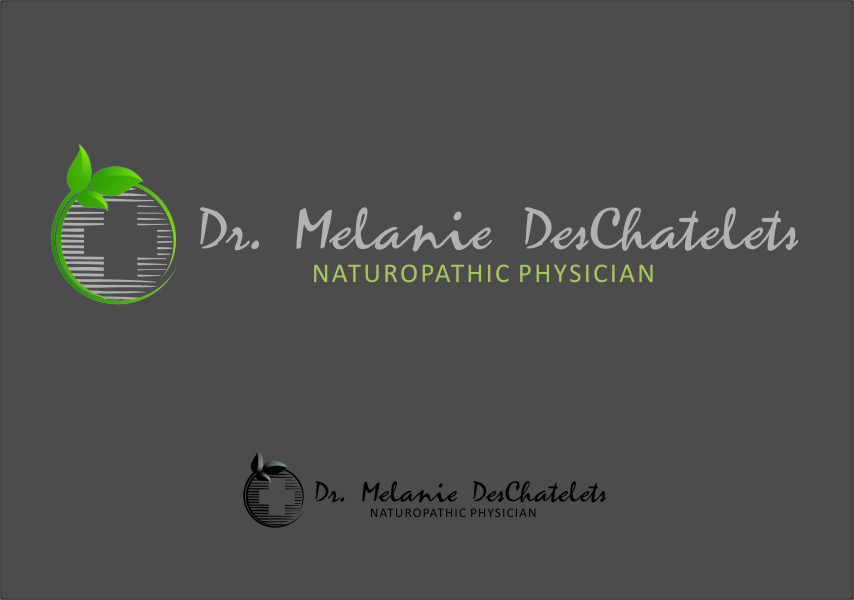 Logo Design by Ngepet_art - Entry No. 185 in the Logo Design Contest Artistic Logo Design for Dr Mélanie DesChâtelets.