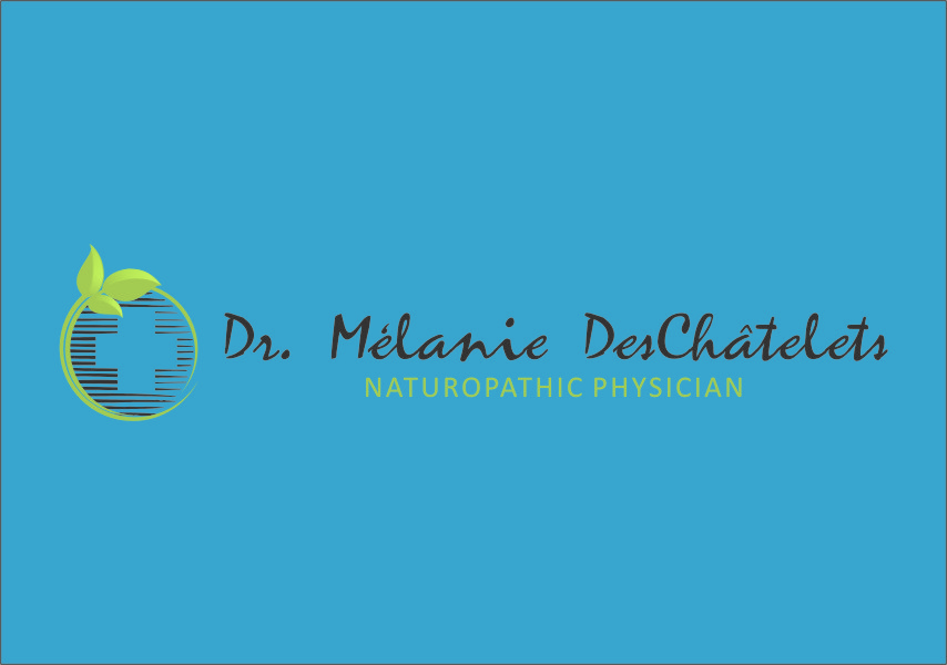 Logo Design by Ngepet_art - Entry No. 186 in the Logo Design Contest Artistic Logo Design for Dr Mélanie DesChâtelets.