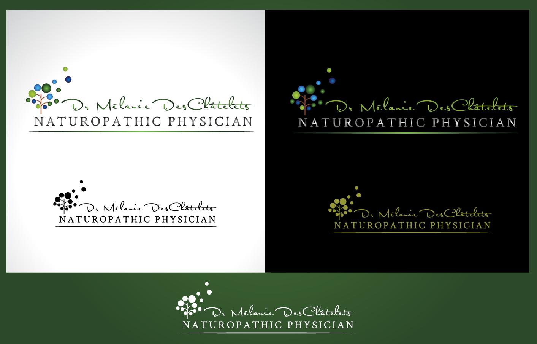 Logo Design by Darina Dimitrova - Entry No. 187 in the Logo Design Contest Artistic Logo Design for Dr Mélanie DesChâtelets.