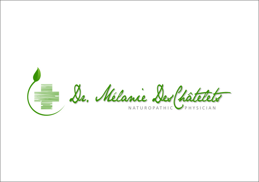 Logo Design by Ngepet_art - Entry No. 191 in the Logo Design Contest Artistic Logo Design for Dr Mélanie DesChâtelets.