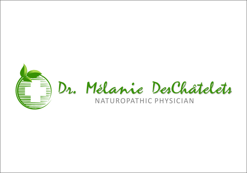 Logo Design by Ngepet_art - Entry No. 193 in the Logo Design Contest Artistic Logo Design for Dr Mélanie DesChâtelets.