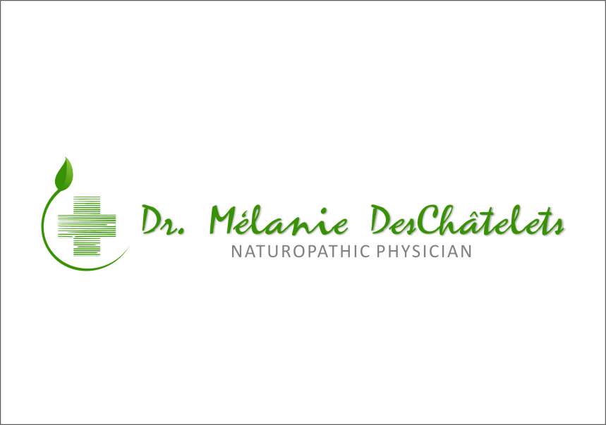 Logo Design by Ngepet_art - Entry No. 194 in the Logo Design Contest Artistic Logo Design for Dr Mélanie DesChâtelets.