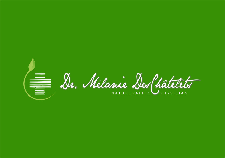 Logo Design by Ngepet_art - Entry No. 196 in the Logo Design Contest Artistic Logo Design for Dr Mélanie DesChâtelets.