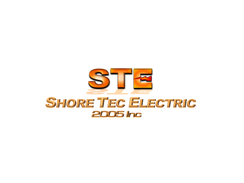 Logo Design by openartposter - Entry No. 98 in the Logo Design Contest Shore Tec Electric 2005 Inc.