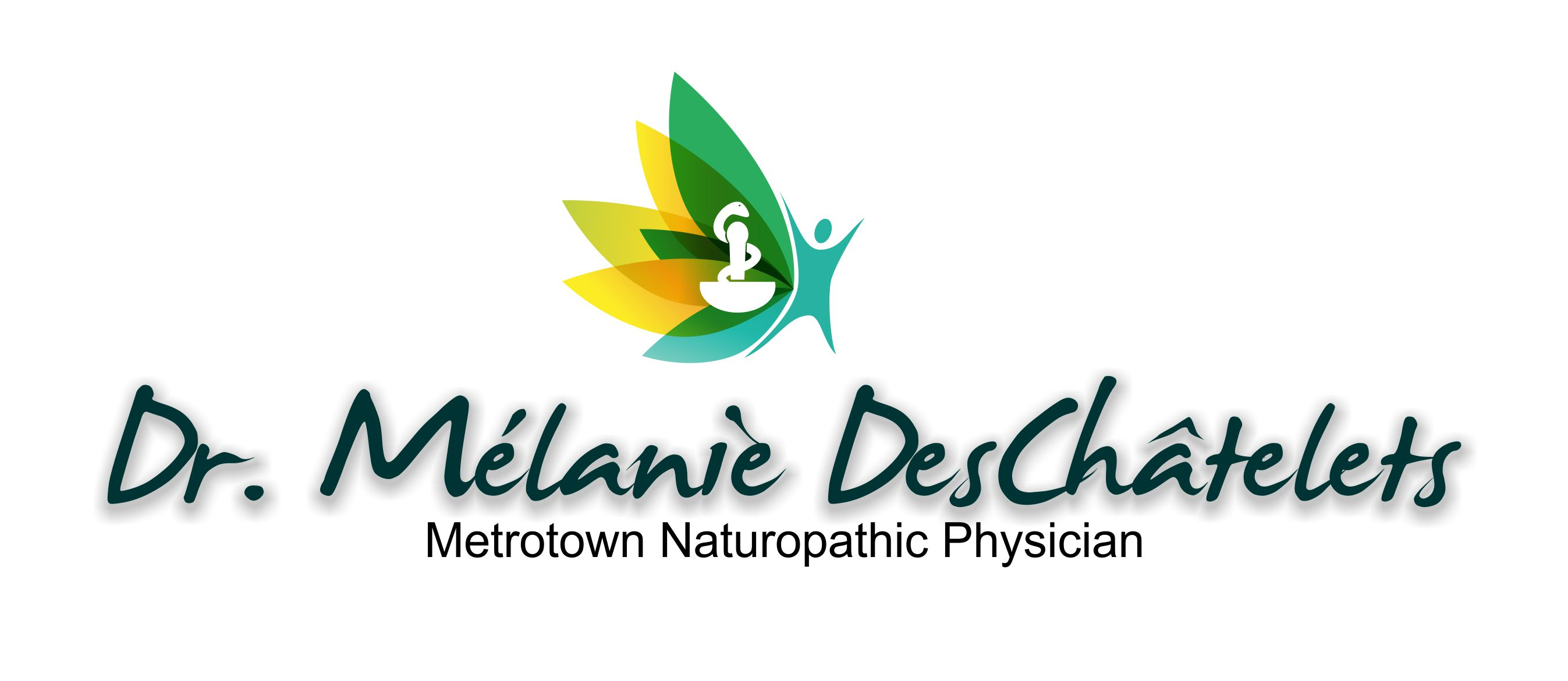 Logo Design by joca - Entry No. 204 in the Logo Design Contest Artistic Logo Design for Dr Mélanie DesChâtelets.