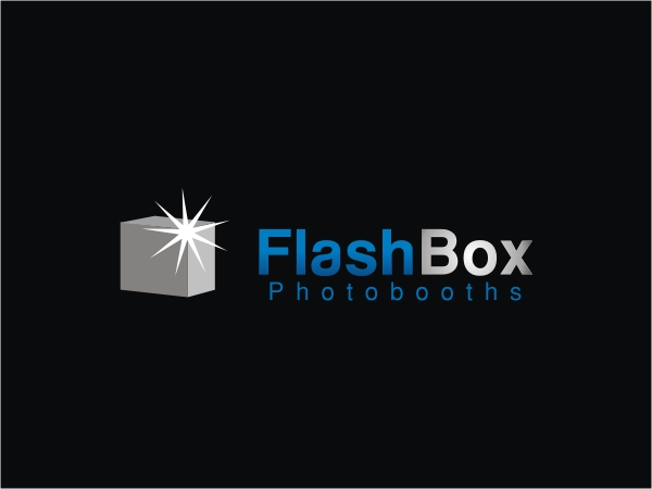 Logo Design by RED HORSE design studio - Entry No. 74 in the Logo Design Contest New Logo Design for FlashBox Photobooths.