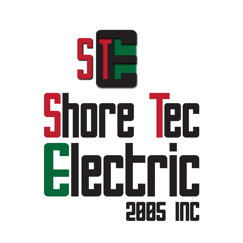 Logo Design by Marzac2 - Entry No. 100 in the Logo Design Contest Shore Tec Electric 2005 Inc.