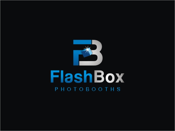 Logo Design by RED HORSE design studio - Entry No. 75 in the Logo Design Contest New Logo Design for FlashBox Photobooths.