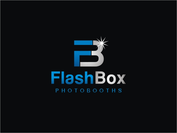 Logo Design by RED HORSE design studio - Entry No. 76 in the Logo Design Contest New Logo Design for FlashBox Photobooths.
