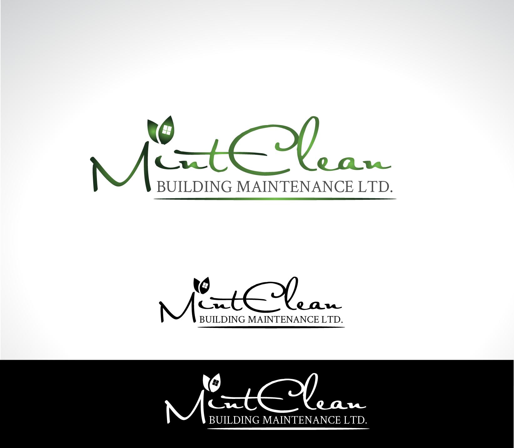 Logo Design by Darina Dimitrova - Entry No. 118 in the Logo Design Contest MintClean Building Maintenance Ltd. Logo Design.