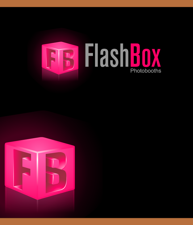 Logo Design by graphicleaf - Entry No. 79 in the Logo Design Contest New Logo Design for FlashBox Photobooths.