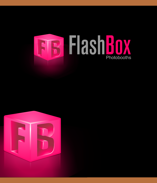 Logo Design by graphicleaf - Entry No. 80 in the Logo Design Contest New Logo Design for FlashBox Photobooths.