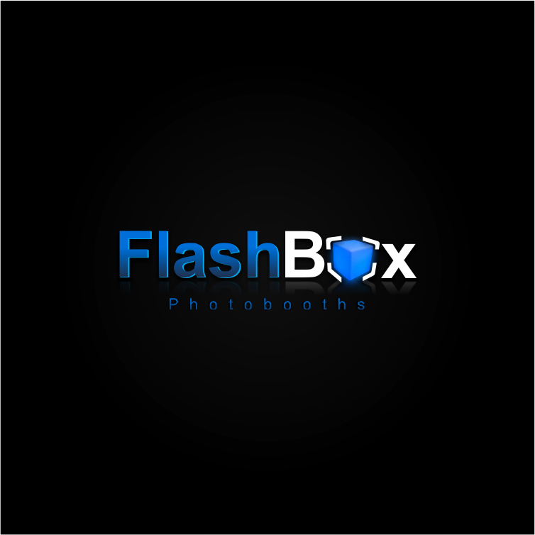 Logo Design by Think - Entry No. 82 in the Logo Design Contest New Logo Design for FlashBox Photobooths.