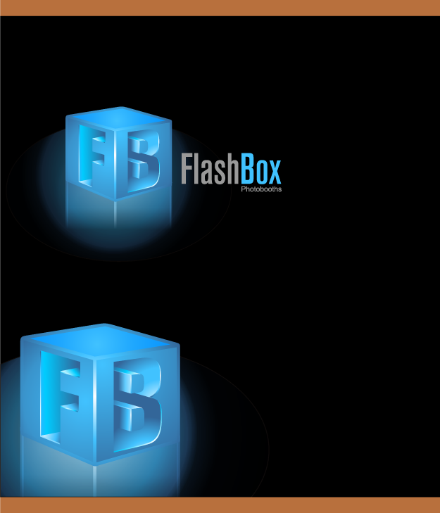 Logo Design by graphicleaf - Entry No. 83 in the Logo Design Contest New Logo Design for FlashBox Photobooths.