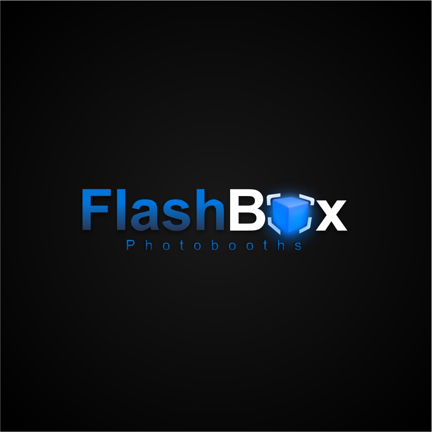 Logo Design by Think - Entry No. 84 in the Logo Design Contest New Logo Design for FlashBox Photobooths.