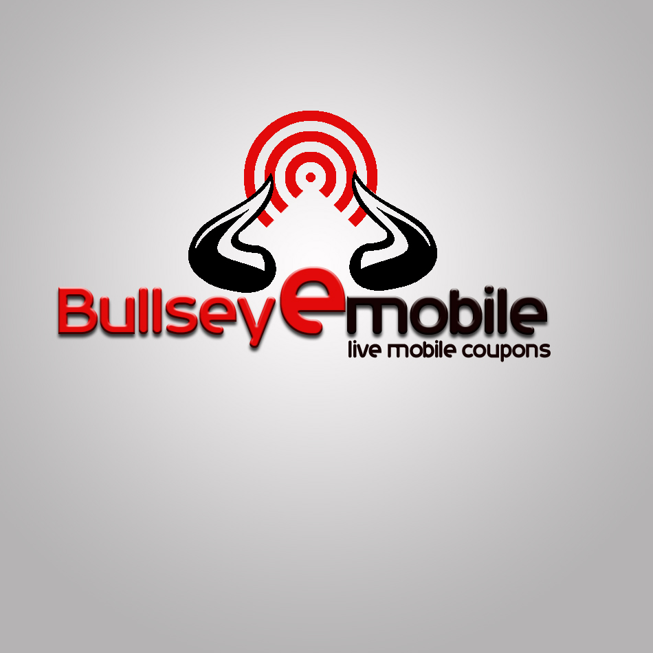 Logo Design by lapakera - Entry No. 69 in the Logo Design Contest Bullseye Mobile.
