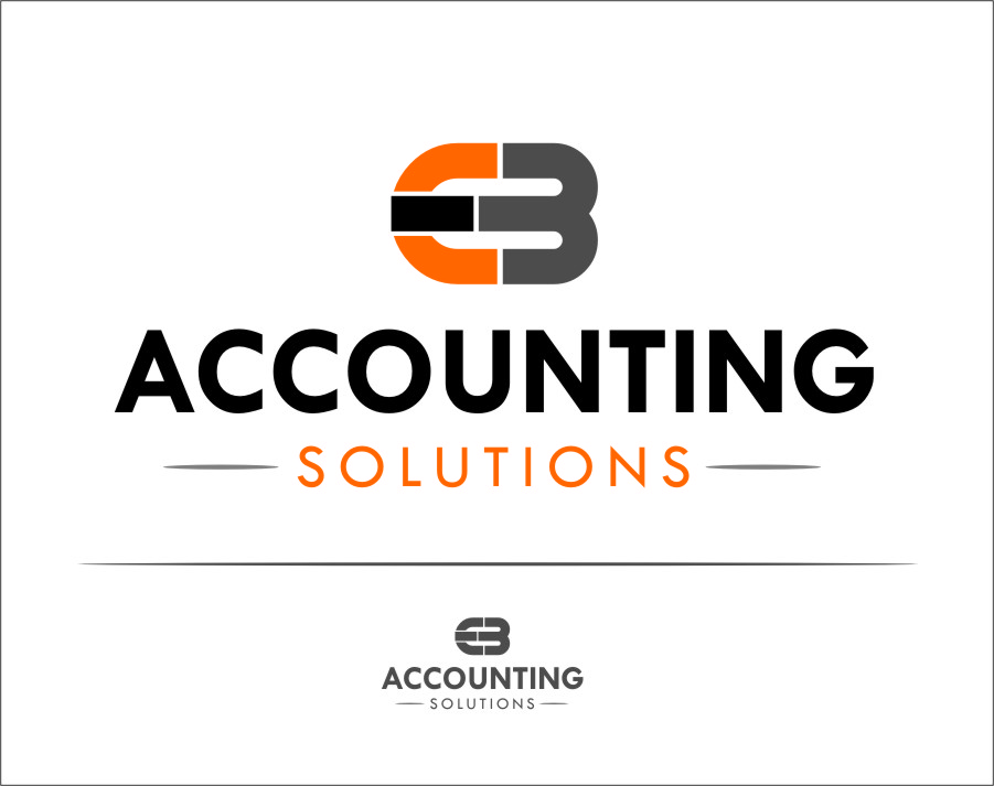 Logo Design by RasYa Muhammad Athaya - Entry No. 4 in the Logo Design Contest New Logo Design for EBC Accounting Solutions.