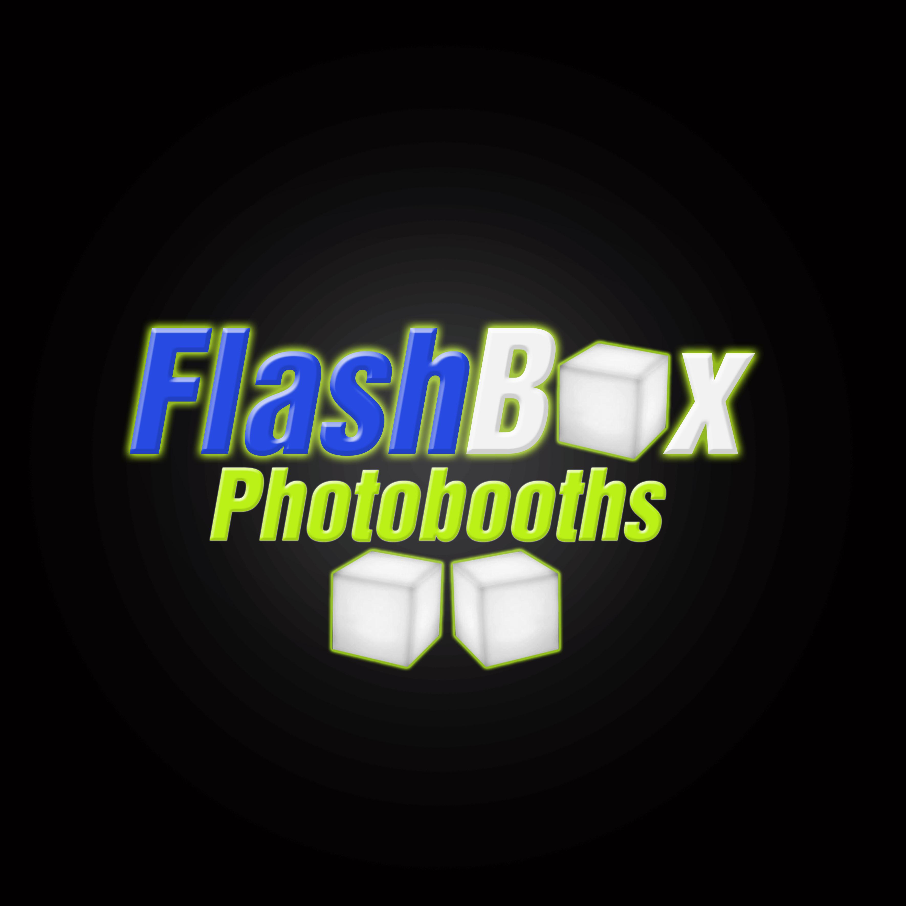 Logo Design by Roberto Sibbaluca - Entry No. 86 in the Logo Design Contest New Logo Design for FlashBox Photobooths.