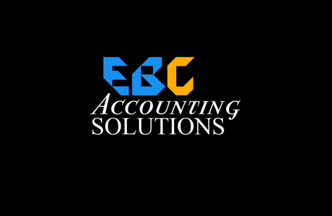 Logo Design by JaroslavProcka - Entry No. 6 in the Logo Design Contest New Logo Design for EBC Accounting Solutions.