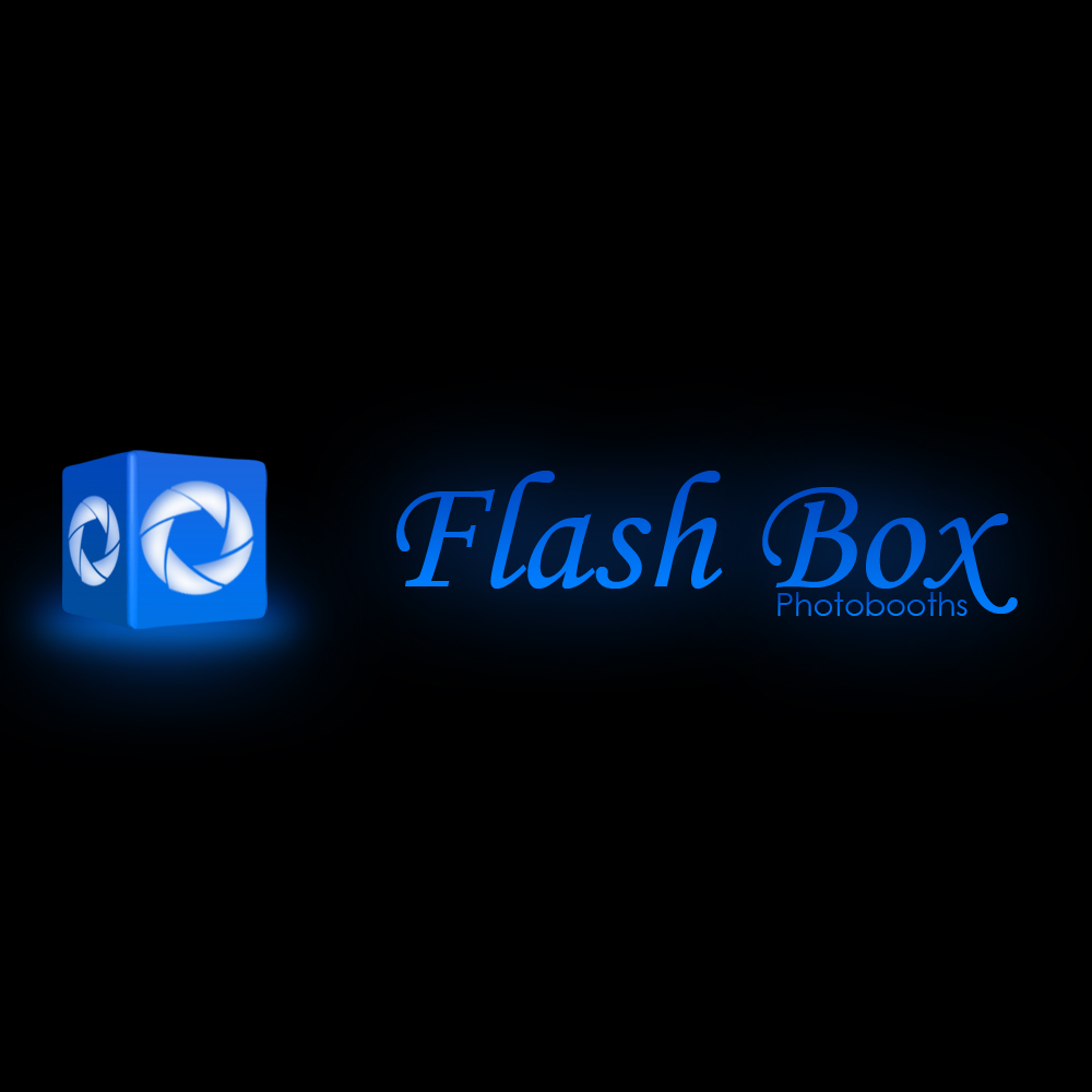 Logo Design by Bobby Yoga P - Entry No. 87 in the Logo Design Contest New Logo Design for FlashBox Photobooths.