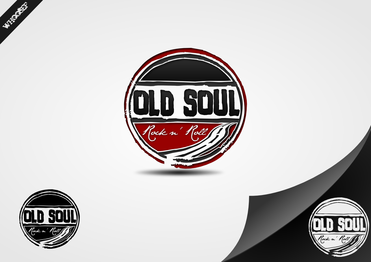 Logo Design by whoosef - Entry No. 41 in the Logo Design Contest Unique Logo Design Wanted for Old Soul.