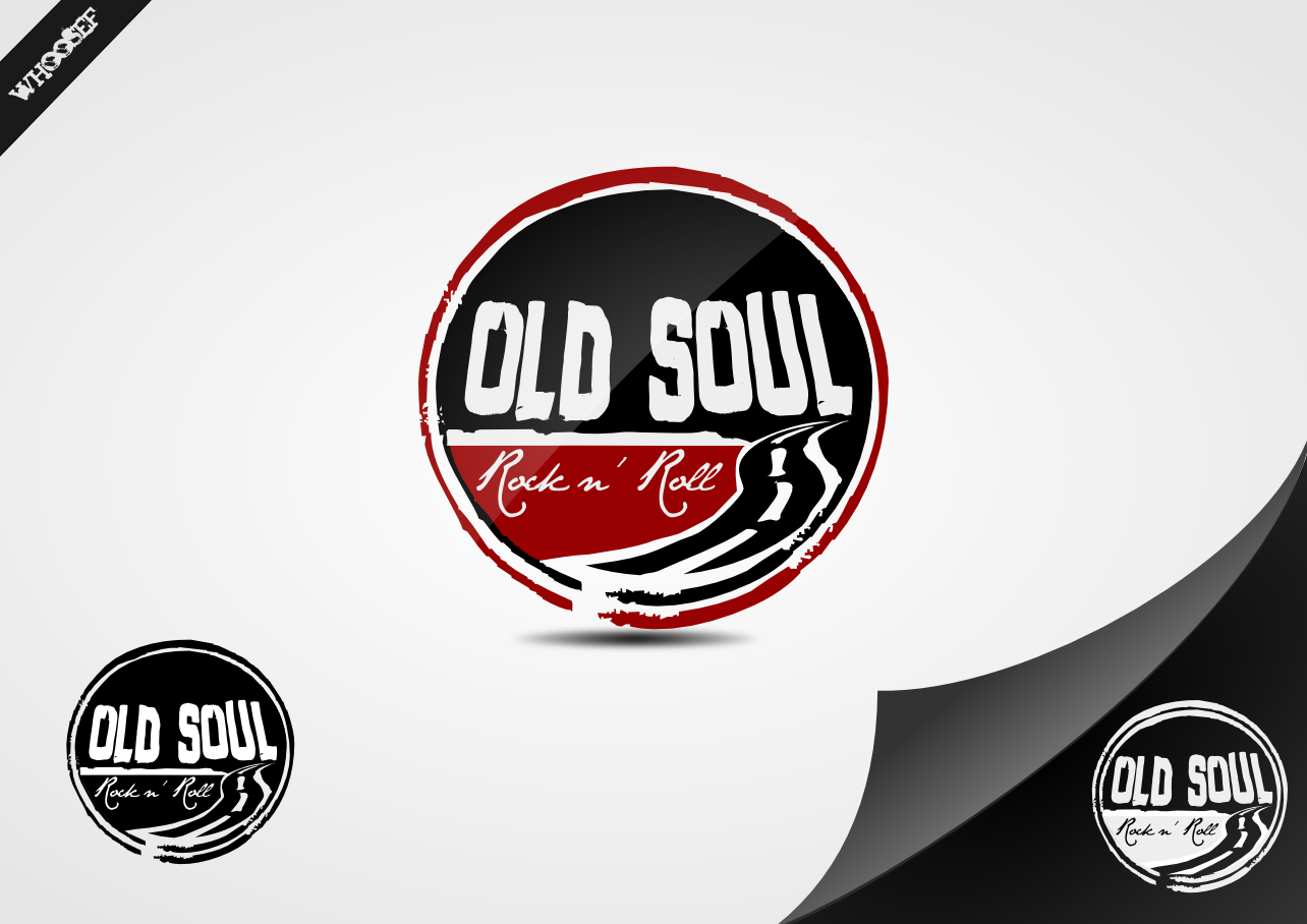 Logo Design by whoosef - Entry No. 42 in the Logo Design Contest Unique Logo Design Wanted for Old Soul.