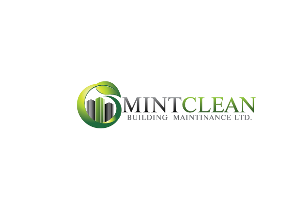Logo Design by Private User - Entry No. 119 in the Logo Design Contest MintClean Building Maintenance Ltd. Logo Design.