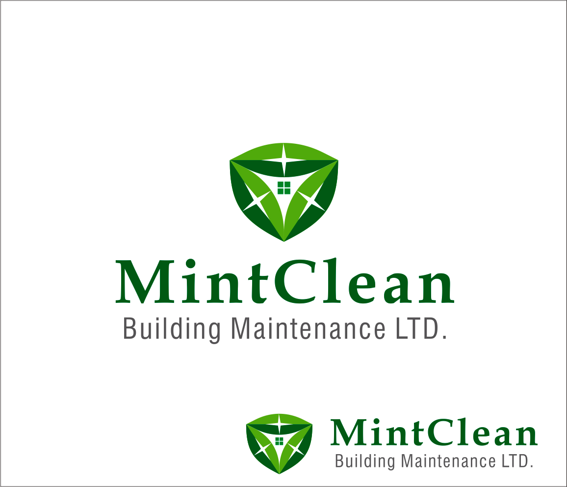 Logo Design by Armada Jamaluddin - Entry No. 122 in the Logo Design Contest MintClean Building Maintenance Ltd. Logo Design.