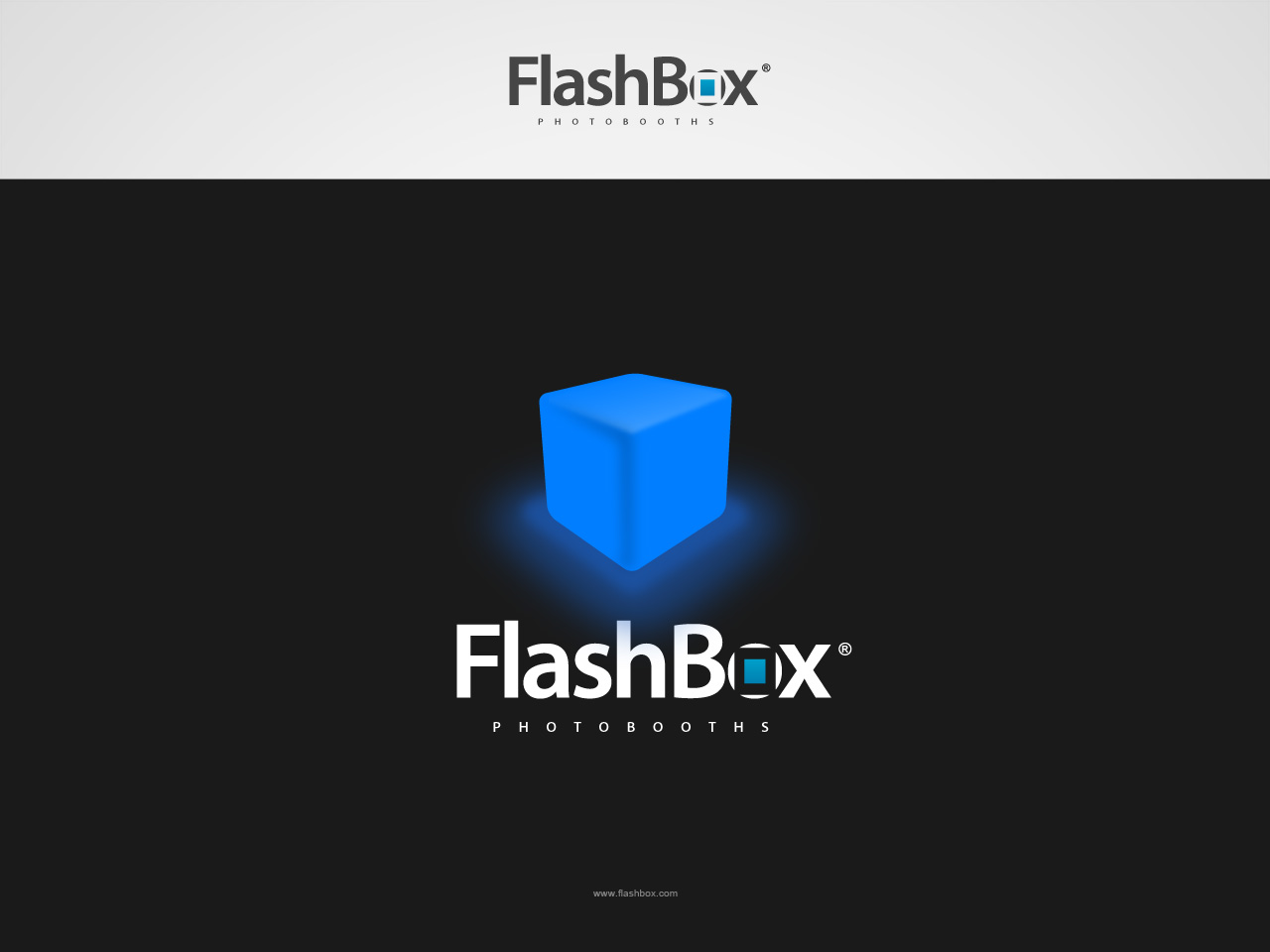 Logo Design by jpbituin - Entry No. 92 in the Logo Design Contest New Logo Design for FlashBox Photobooths.