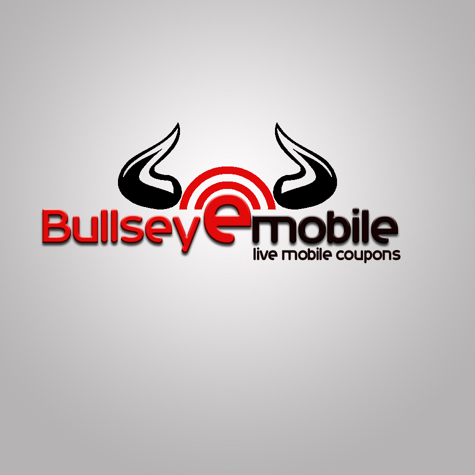 Logo Design by lapakera - Entry No. 70 in the Logo Design Contest Bullseye Mobile.