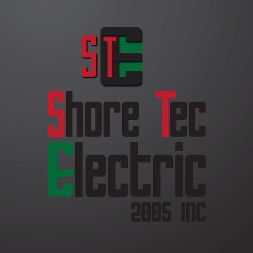 Logo Design by Marzac2 - Entry No. 101 in the Logo Design Contest Shore Tec Electric 2005 Inc.