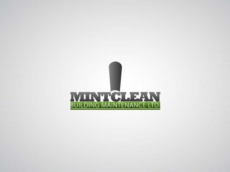 Logo Design by Hafeez Shamsuddin - Entry No. 128 in the Logo Design Contest MintClean Building Maintenance Ltd. Logo Design.