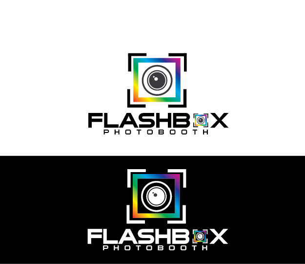 Logo Design by Private User - Entry No. 103 in the Logo Design Contest New Logo Design for FlashBox Photobooths.