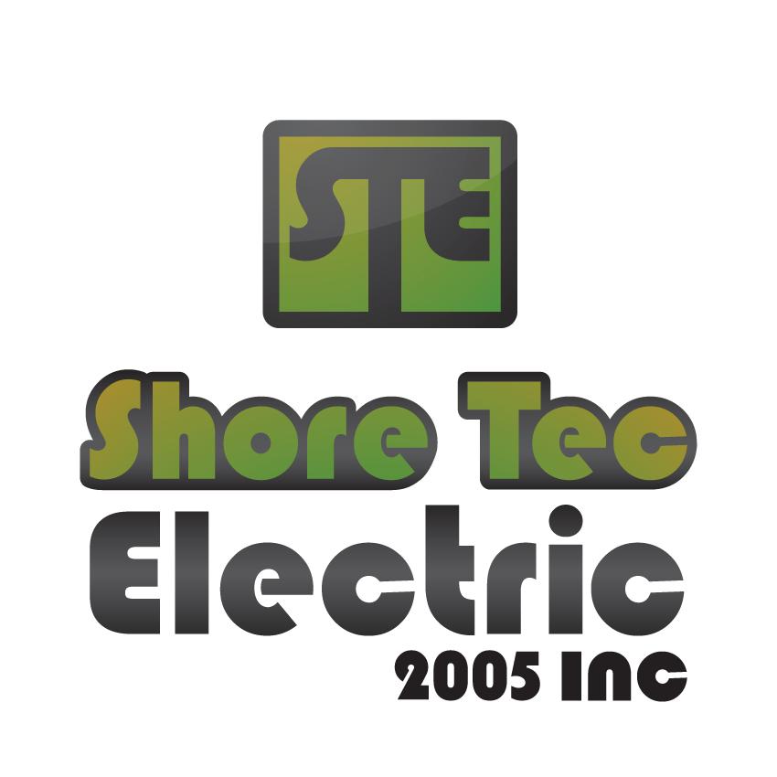 Logo Design by Marzac2 - Entry No. 102 in the Logo Design Contest Shore Tec Electric 2005 Inc.