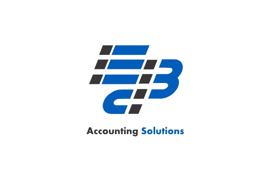 Logo Design by Ismail Adhi Wibowo - Entry No. 16 in the Logo Design Contest New Logo Design for EBC Accounting Solutions.