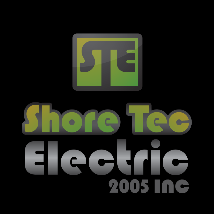Logo Design by Marzac2 - Entry No. 103 in the Logo Design Contest Shore Tec Electric 2005 Inc.