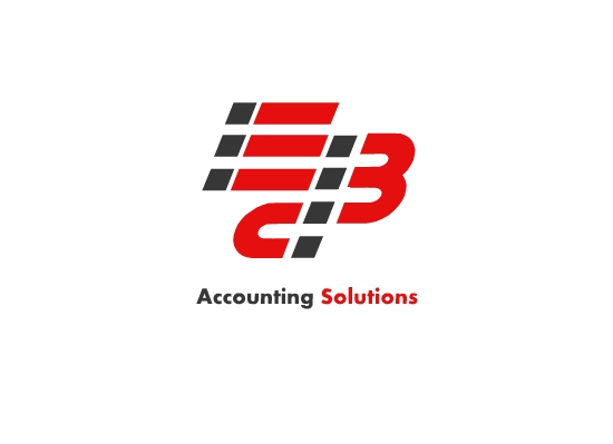 Logo Design by Ismail Adhi Wibowo - Entry No. 18 in the Logo Design Contest New Logo Design for EBC Accounting Solutions.