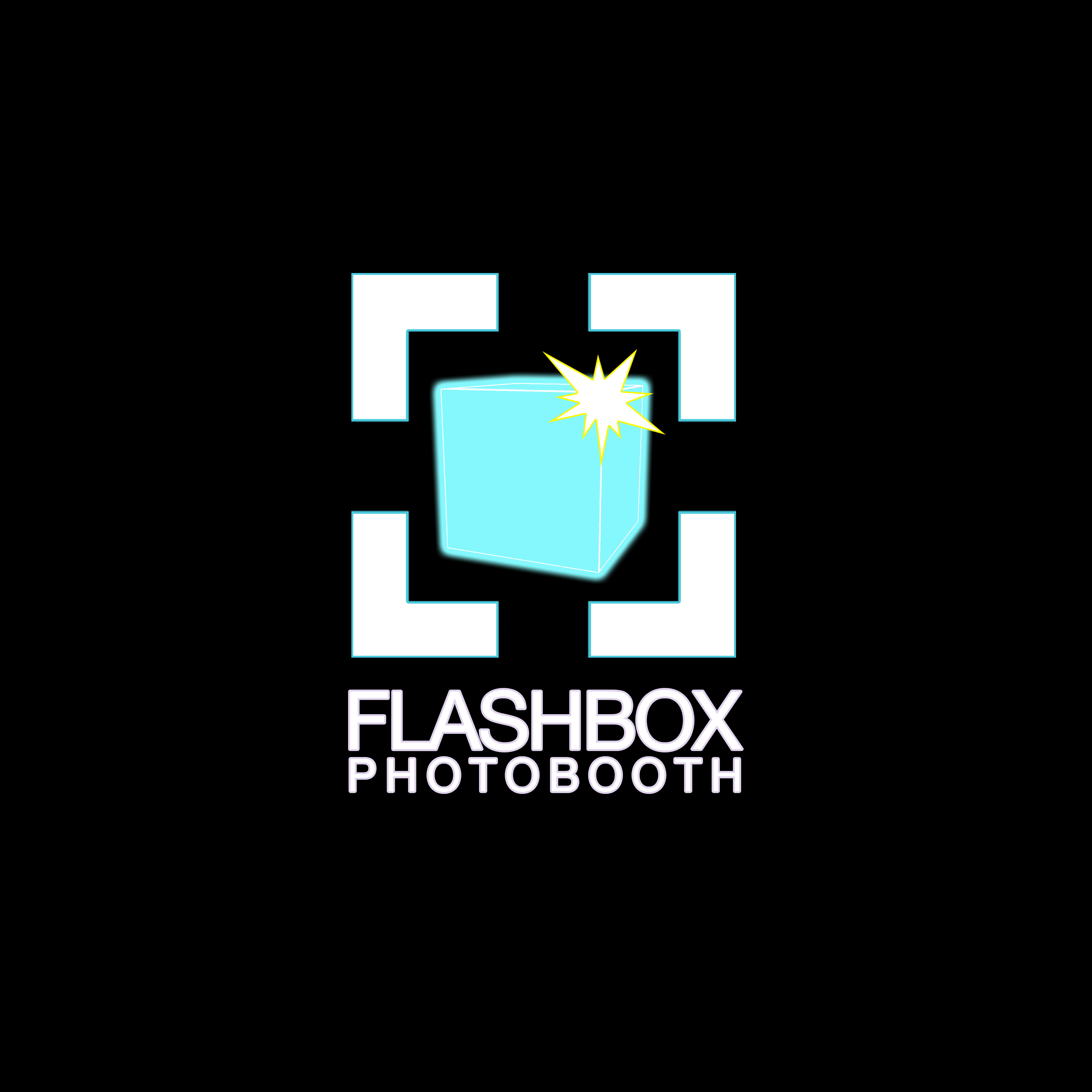 Logo Design by Utkarsh Bhandari - Entry No. 114 in the Logo Design Contest New Logo Design for FlashBox Photobooths.
