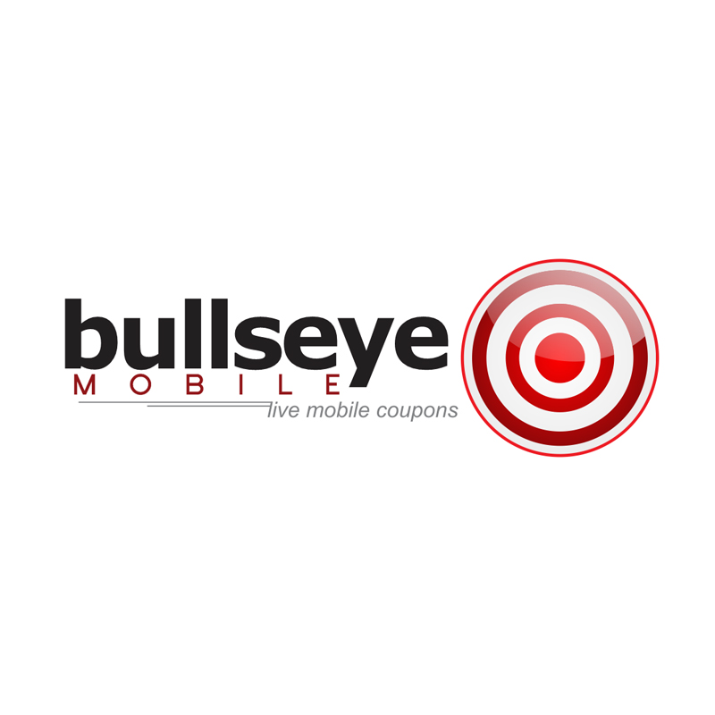 Logo Design by LukeConcept - Entry No. 71 in the Logo Design Contest Bullseye Mobile.