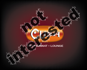 Logo Design by Alexandre - Entry No. 137 in the Logo Design Contest Cush Restaurant & Lounge Ltd..