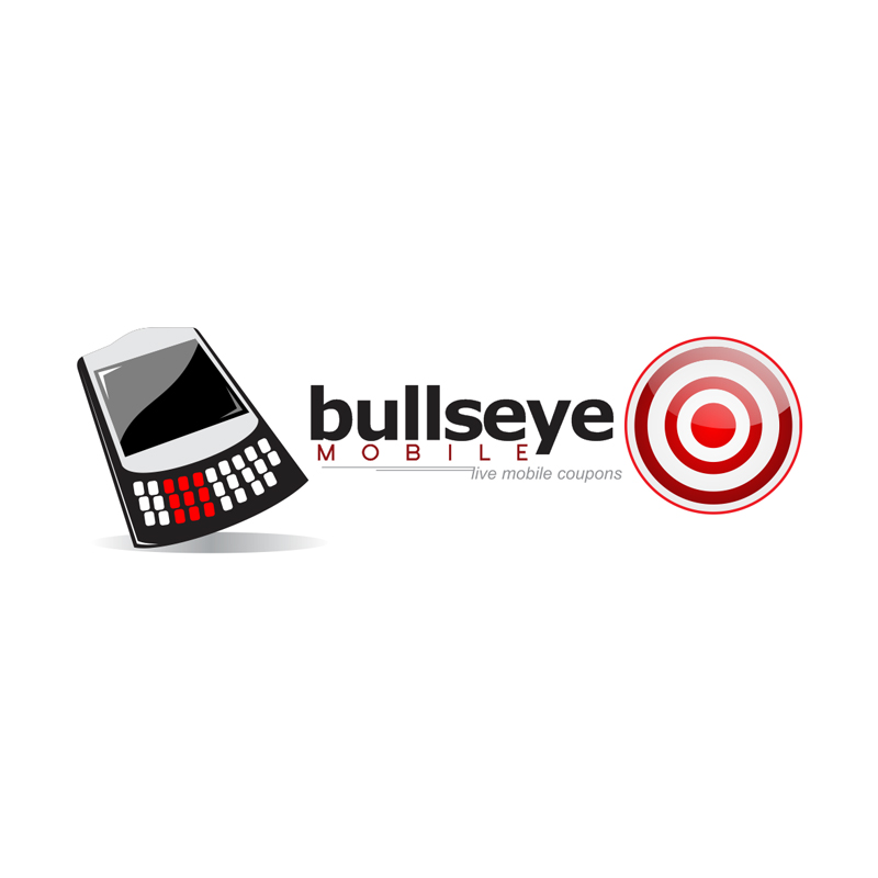 Logo Design by LukeConcept - Entry No. 72 in the Logo Design Contest Bullseye Mobile.